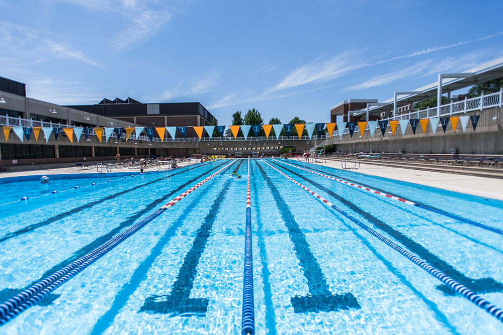 Arc facility campus recreation - University of chicago swimming pool ...
