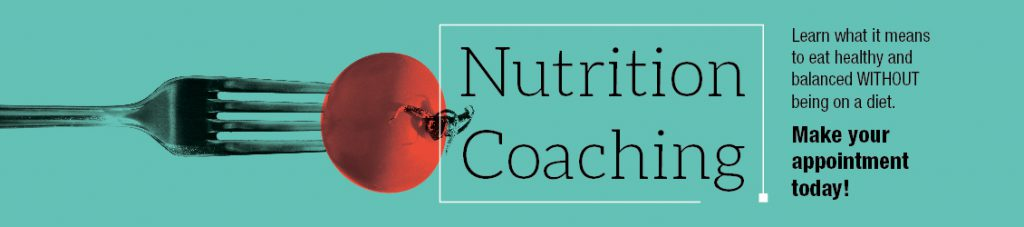 Nutrition Coaching Banner
