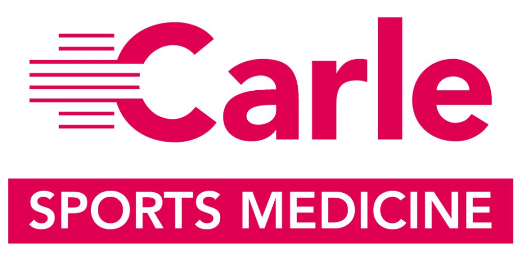 This image has an empty alt attribute; its file name is carle_sportsmed-1024x512.jpg