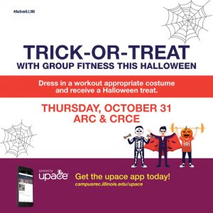 Group Fitness Halloween Classes
