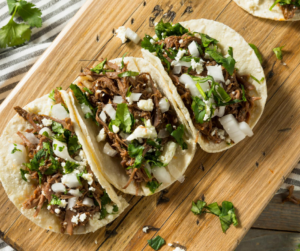 Taco Tuesday Instructional Cooking Class