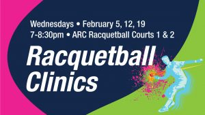 Racquetball Clinics