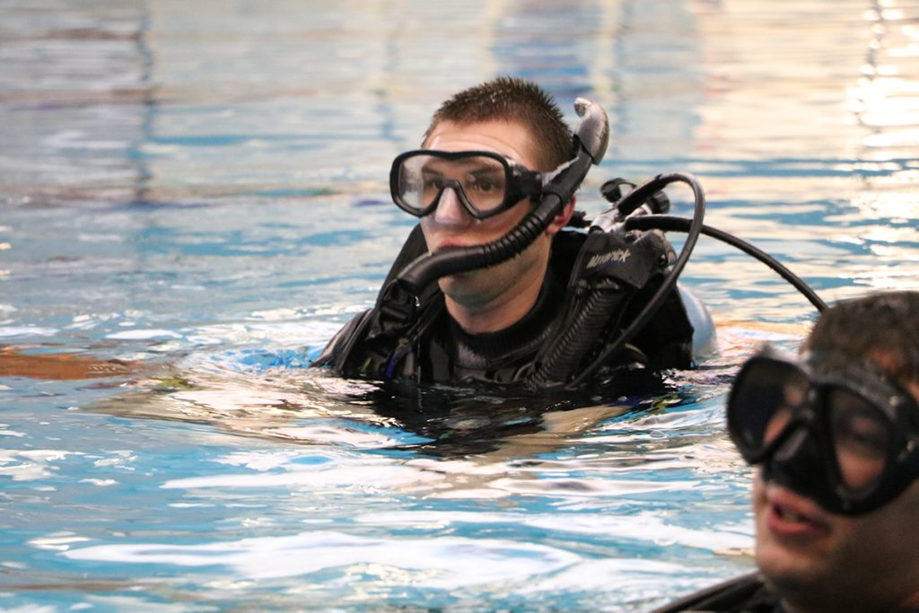 Scuba Summer Session 1