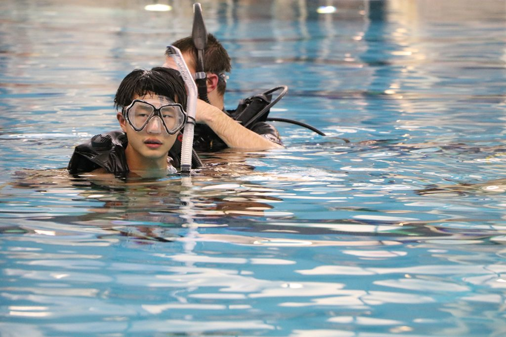 Scuba Summer Session 3