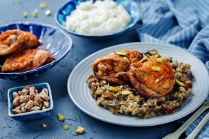Moroccan Cuisine Instructional Cooking Class