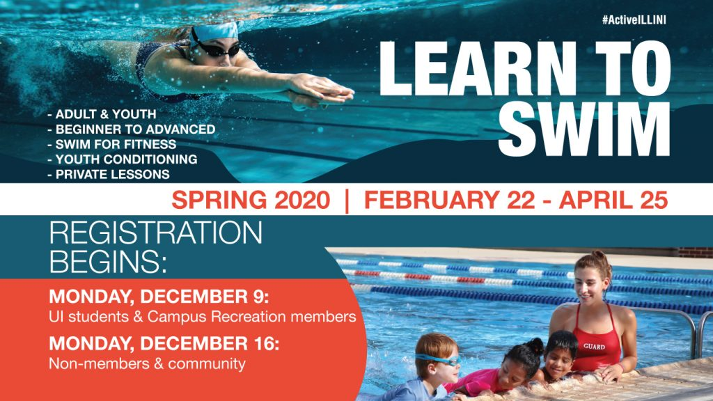 Learn to Swim Spring 2020