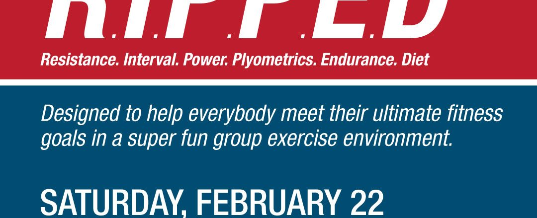 Ripped Group Fitness Certification