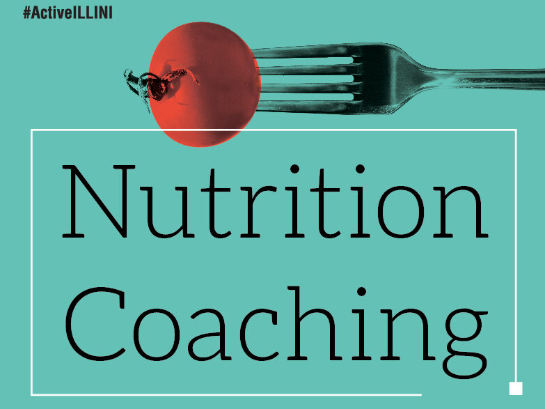 Nutrition Coaching Poster